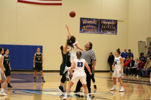 Varsity Girls' Basketball vs Perryville