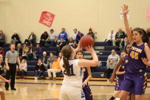 JV Girls' Basketball vs Potosi 12/6/18