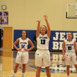 JHS Varsity Girls' Basketball vs Potosi 12/6/18 Win!