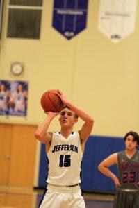 Varsity Boys' Basketball vs Valley Park 12/8/18