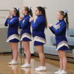 Middle School Cheer 1/7/2019