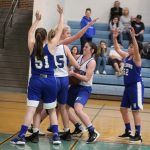 8th Grade Girls' Basketball vs Hillsboro  1/7/2019