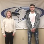 December Student Athletes of the Month