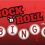 Rock-N-Roll Bingo Night- March 1st