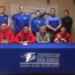 Graves Signs to Play Football