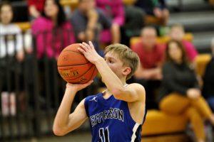 JV Boys' Basketball vs Festus 2/5/2019