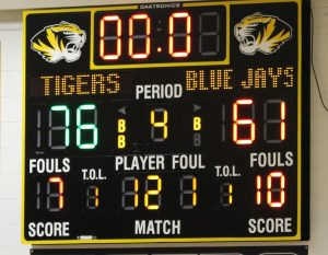 Varsity Boys' Basketball vs Festus 2/5/2019