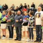 Senior Girls Sports Recognition Night 2/11/19