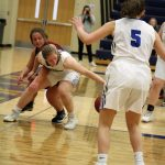 JV Girls' Basketball vs Bismarck 2/12/19