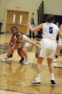 JV Girls' Basketball vs Bismarck 2/12/19