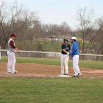 JHS Baseball win over St Paul 4/1/19