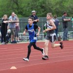 Middle School Track at DeSoto Apr 29, 2019