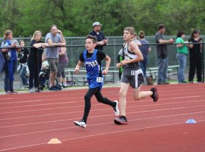 Middle School Track at DeSoto Apr 29, 2019