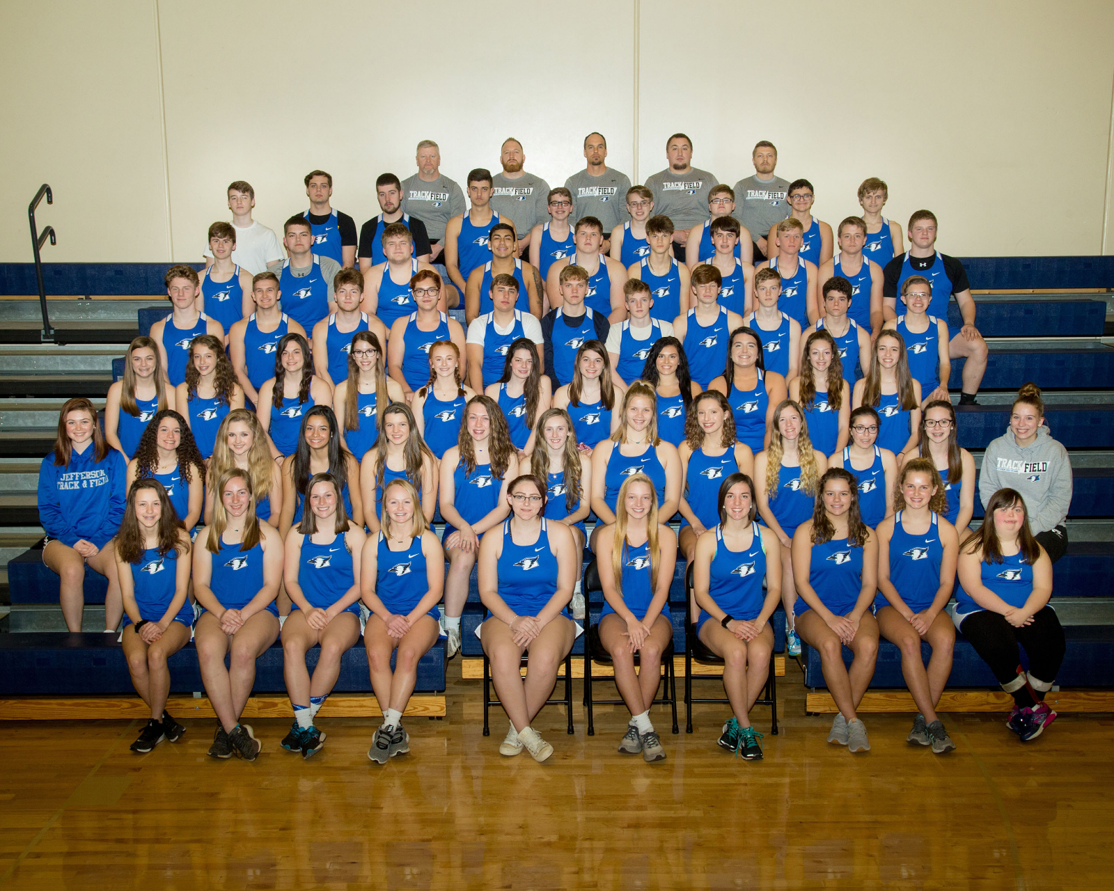 State Track Meet Information