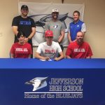 Melton Signs to play Baseball