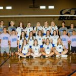 Varsity Volleyball Clearwater Tournament Sept. 21st