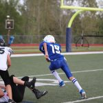 Middle School football win over Herculaneum
