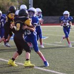Middle School Football defeats Grandview 9/26/19