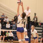 Varsity Volleyball vs St Pius 10/8/19