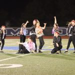 Dance Team @ Homecoming 10/11/2019