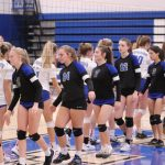 9th Grade Volleyball @ Hillsboro 10/15/19