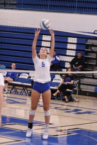 JV Volleyball at Hillsboro 10/15/19