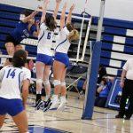 Varsity Volleyball @ Hillsboro 10/15/19