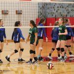 8th Grade Volleyball defeats Sunrise/ Senn Thomas Tournament 10/16/19