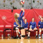 8th Gr Volleyball vs Herculaneum @Senn Thomas Tournament  CHAMPIONS!
