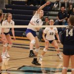 Junior Varsity Volleyball vs Saxony Lutheran October 21, 2019