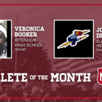 And the October MOD Pizza Athlete of the Month is….