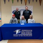 Chipps signs to play Softball