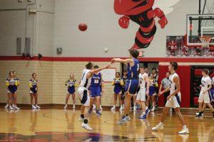 Varsity Boys' Basketball vs Scott City – A loss in overtime