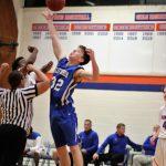 JV Boys' Basketball defeat the Valley Park Hawks 36-24