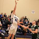 Varsity Boys' Basketball defeats St Genevieve 56-47