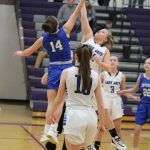 Jefferson R-VII Lady Jays defeats Viburnum Lady Jays 63-51