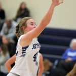 JV Girls' Basketball defeats Kingston 1/06/2020