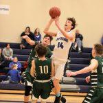 Boys' Varsity Basketball Defeats Kingston