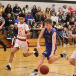 8th grade boys' basketball defeats Crystal City 41-14