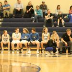 JV Girls' Basketball loses to West County 13-60