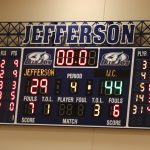 Varsity Girls' Basketball loses to West County 29-44