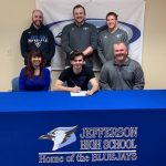 Dowd Signs to play Baseball