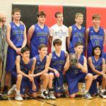 8th Grade Boys Basketball defeat Senn Thomas 30-29 Jan 30, 2020