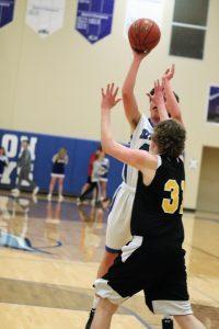 JV Boys' Basketball loses to Festus 37-68 Feb 11, 2020