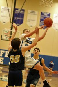 JV Boys' Basketball defeats St Pius 41-35  2/14/2020