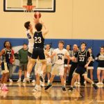 Varsity Boys' Basketball falls to St Pius 53-59  2/14/2020