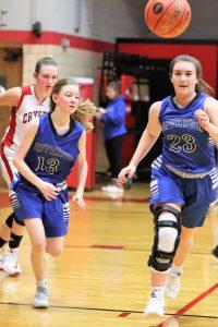 JV Girls' Basketball defeats Crystal City 45-26  2/17/2020