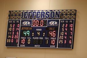 Varsity Girls' Basketball defeats Valle Catholic in Double Overtime! 49-46   2/19/2020