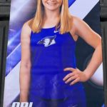 Abi Chipps- Track Senior