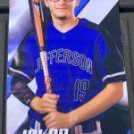 Jakob Fraelich- Baseball Senior